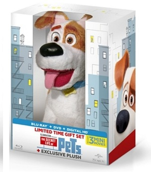 ANIMATION - SECRET LIFE OF PETS -3D-