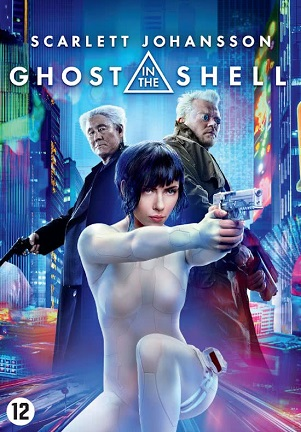 MOVIE - GHOST IN THE SHELL