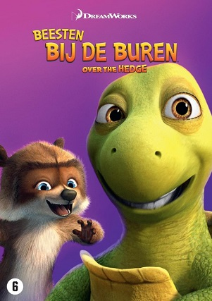 ANIMATION - OVER THE HEDGE
