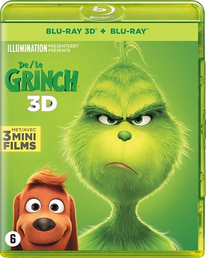 ANIMATION - GRINCH -3D-