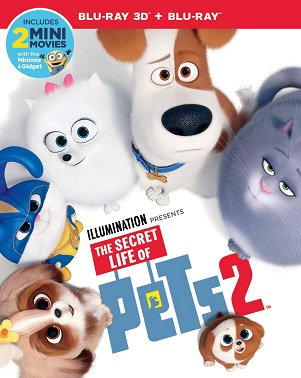 ANIMATION - SECRET LIFE OF PETS 2-3D-