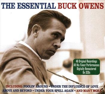 OWENS, BUCK - ESSENTIAL -2CD-