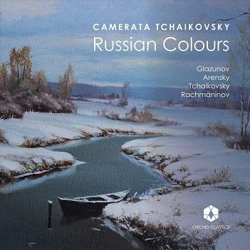 CAMERATA TCHAIKOVSKY - RUSSIAN COLOURS