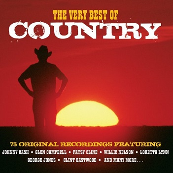 V/A - VERY BEST OF COUNTRY-75TR