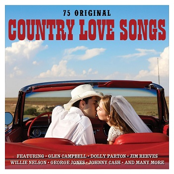 V/A - COUNTRY LOVE SONGS