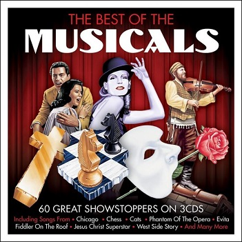V/A - BEST OF THE MUSICALS