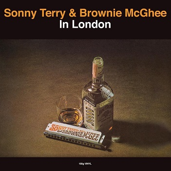 TERRY, SONNY & BROWNIE MC - IN LONDON -HQ-