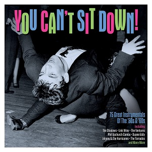 V/A - YOU CAN'T SIT DOWN!
