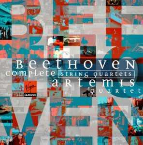 BEETHOVEN, L. VAN - COMPLETE STRING QUARTETS
