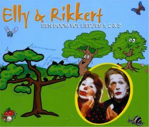 ELLY & RIKKERT - EEN BOOM VOL LIEDJES..