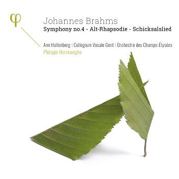 BRAHMS, J. - SYMPHONY NO.4/ALT-RHAPSOD