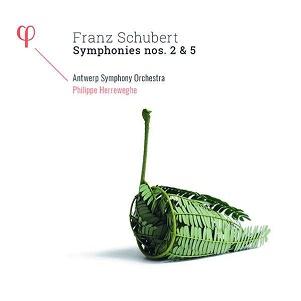 SCHUBERT, F. - SYMPHONIES NOS.2 & 5