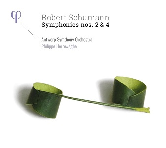 SCHUMANN, R. - SYMPHONIES NOS.2 & 4
