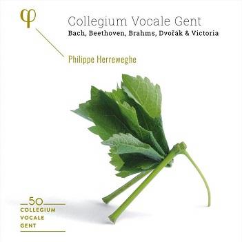 COLLEGIUM VOCALE GENT - 50TH ANNIVERSARY