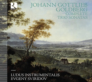 LUDUS INSTRUMENTALIS / EV - JOHANN GOTTLIEB GOLDBERG: