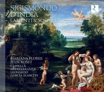 FLORES, MARIA / JULIE ROS - SIGISMONDO D'INDIA:..