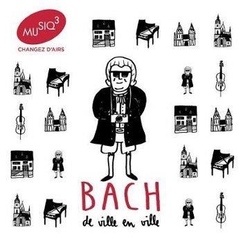 Cafe Zimmermann/Collegium Vocale... - BACH-DE VILLE ENVILLE
