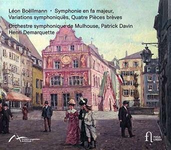 ORCHESTRE SYMPHONIQUE DE - BOELLMANN: SYMPHONIE EN..