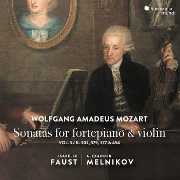 FAUST, ISABELLE / ALEXAND - MOZART SONATAS FOR..