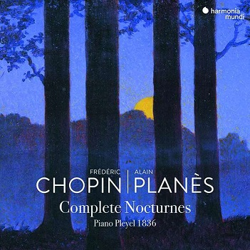 PLANES, ALAIN - FREDERIC CHOPIN..