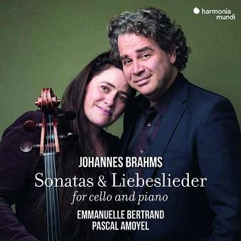 BERTRAND, EMMANUELLE / PA - JOHANNES BRAHMS SONATAS..