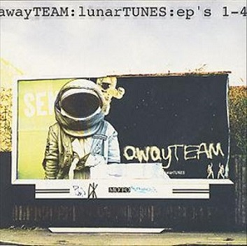 THE AWAY TEAM - LUNAR TUNES: EP'S 1 - 4
