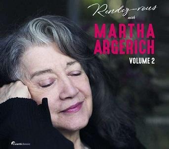 ARGERICH, MARTHA - RENDEZ-VOUS WITH MARTHA..