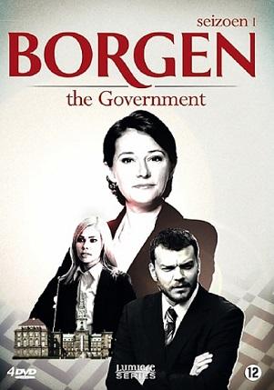 TV SERIES - BORGEN - SEIZOEN 1