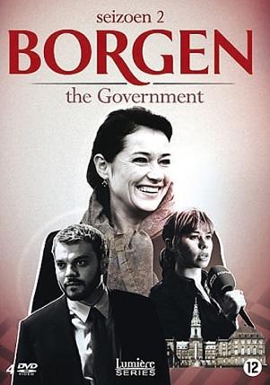 TV SERIES - BORGEN - SEIZOEN 2