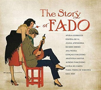 V/A - STORY OF FADO -REMAST-