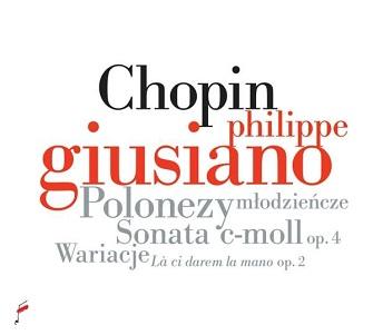 CHOPIN, F. - POLONAISES/SONATA IN C MI