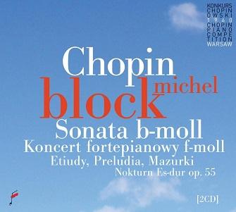 CHOPIN, F. - SONATA B-MOLL/PIANO..