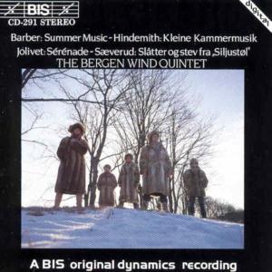 BARBER, S. - SUMMER MUSIC OP.31