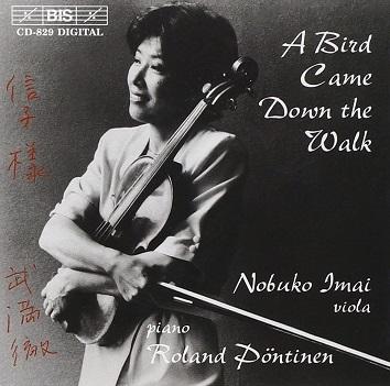 NOBUKO, IMAI/ROLAND PONTI - A BIRD CAME DOWN THE WALK