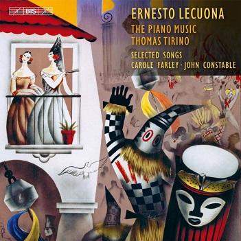 LECUONA, E. - PIANO MUSIC AND.. -DIGI-
