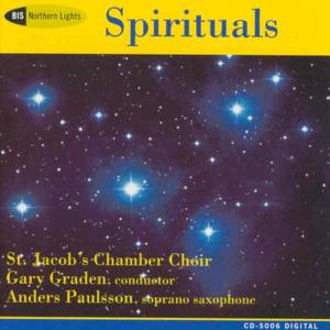 ST.JACOBS CHAMBER CHOIR - SPIRITUALS