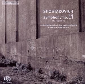 SHOSTAKOVICH, D. - SYMPHONY NO.11