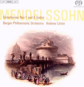 MENDELSSOHN-BARTHOLDY, F. - SYMPHONIES 1&4