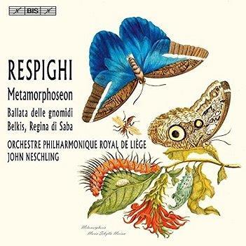 RESPIGHI, O. - METAMORPHOSEON