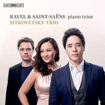 SITKOVETSKY TRIO - RAVEL PIANO TRIOS -SACD-