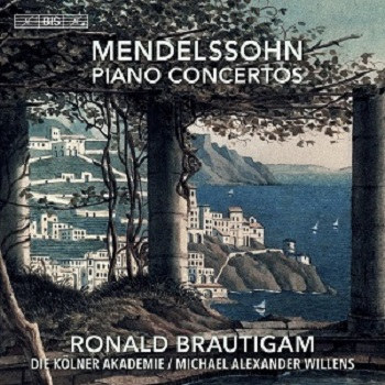 MENDELSSOHN-BARTHOLDY, F. - PIANO CONCERTOS -SACD-