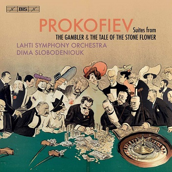 PROKOFIEV, S. - SUITES FROM THE.. -SACD-