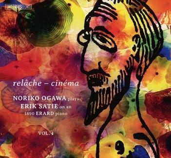 OGAWA, NORIKO - SATIE: RELACHE &.. -SACD-
