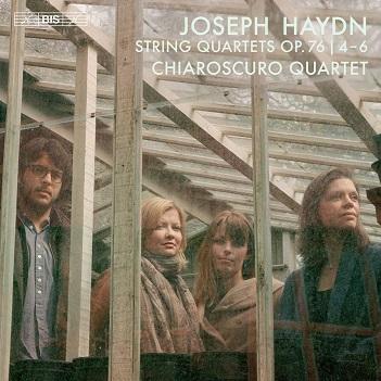 CHIAROSCURO QUARTET - HAYDN: STRING.. -SACD-
