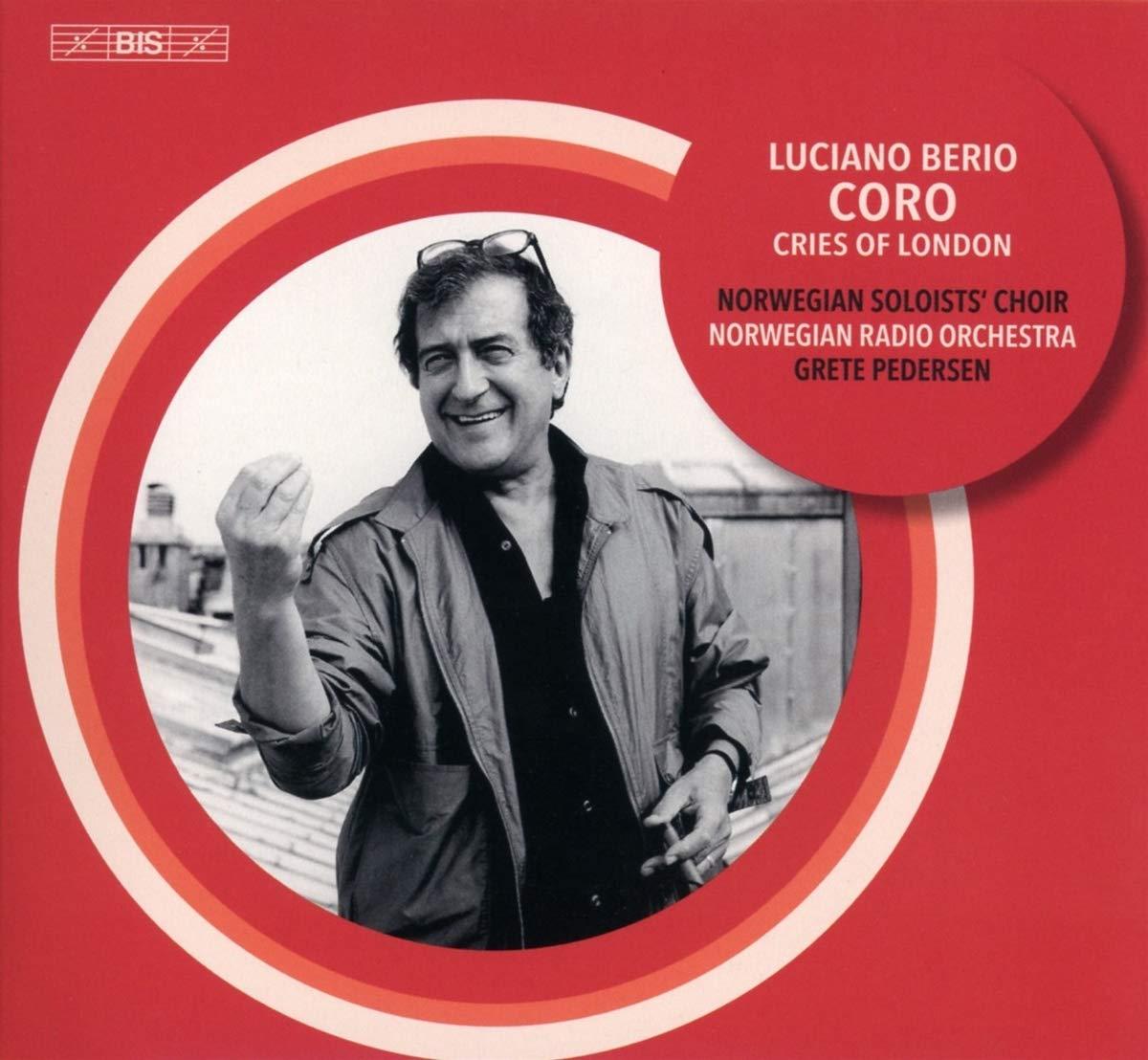BERIO, L. - CORO -SACD-