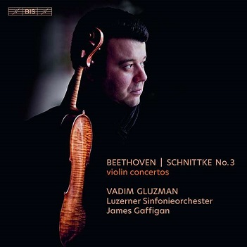 GLUZMAN, VADIM - VIOLIN CONCERTOS -SACD-