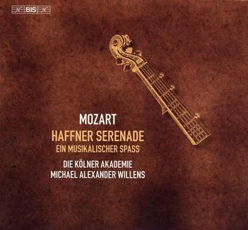 MOZART, W.A. - HAFFNER SERENADE -SACD-