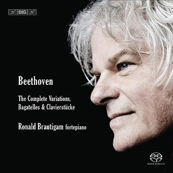 BEETHOVEN, L. VAN - COMPLETE PIANO.. -SACD-