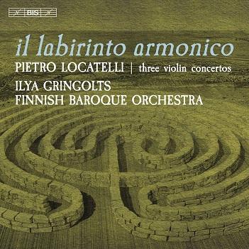 GRINGOLTS, ILYA / FINNISH - IL LABIRINTO.. -SACD-