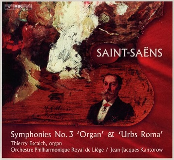 ORCHESTRE PHILHARMONIQUE, JEAN JACQUES KANTOROW - SAINT SAENS:.. -SACD-